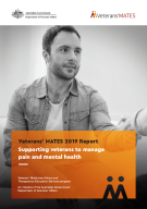 Download Veterans' MATES Annual Report 2019